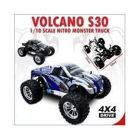 Redcat Volcano S30 Acepto Cambio Dos Velocidades Motor 3.0