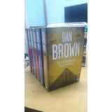 Lote De Libros Dan Brown. Ed Booket.