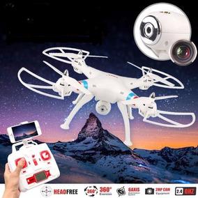 Drone Com Câmera Wifi Com Fpv,syma X8w Fpv 100 Metros Altura