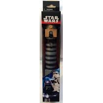 Espada Sabre De Luz Eletrônico Kanan Jarrus Azul Star Wars