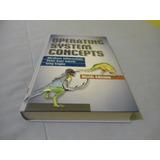 Libro Operating System Concepts Inglés Tapa Dura