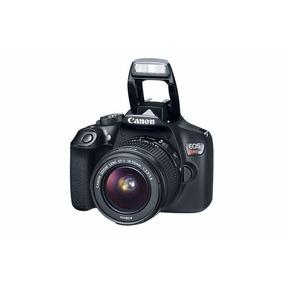 Cámara Canon Eos Rebel T6 Ef-s 18-55mm