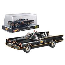 Miniatura Hot Wheels Carro Batman Classic Tv Batmovel 1:24