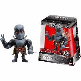 Boneco De Metal Die Cast - Deadpool M54