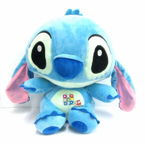 Stitch Peluche Tela Plush Enorme 35cm Disney Lillo & Stitch