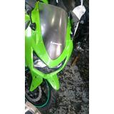 Peças Moto Sucata Kawasaki Ninja 250r 2011 ( Moto Leilão)