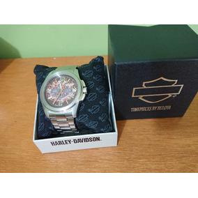 Reloj Harley Davidson Bulova