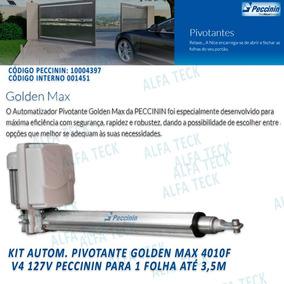 Kit Motor Pivotante Golden Max Peccinin 127v 10004397