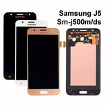 Tela Display Touch Lcd Samsung Galaxy Sm-j500m/ds J500 Ds J5