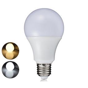 Lampara Led 11 12w / 13w 220v E27 Foco Calido Casa Garantia