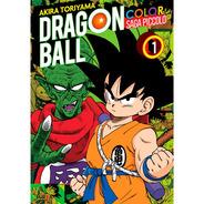 Manga - Dragon Ball Color: Saga Piccolo 01 - Xion Store