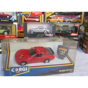 Antiguo Corgi Toys Porsche 944, 1/43, Con Caja, Gotech