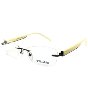 c906d97cf0a58 Armação Oculos Grau Sem Aro Bv0123 Titanium Original · 2 cores