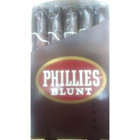 Cigarros Phillies Blunt Chocolate Caja X 25 Orig Ee Uu