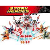 8 Figuras Lego Compatibles Ironman Marks Infinity War