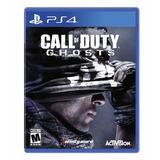 Juegos Ps4 Fisicos Call Of Duty Ghost Sellado Original Nuevo