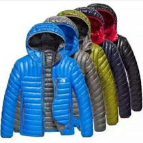 Campera The North Face Auriculares Tipo Pluma Envio Gratis