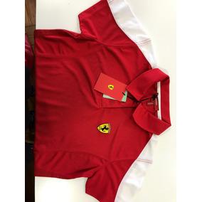 Chomba Hombre Ferrari Original.