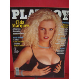 Revista Playboy Abril 1997 Cida Marques