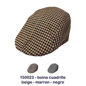 Boina Cuadrille - Accesorios de Moda de Hombre en Mercado Libre ... 90ab3c0faf8