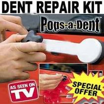 Pops A Dent Como Lo Vio En Tv! Repara Golpes Abolladuras