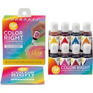Colorante Comestible Liquido X 8 Color Right Wilton Titanweb