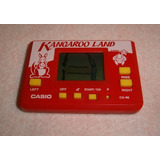 Juego Electronico Casio Cg-96 Kangaroo Land 1986 Argentina.