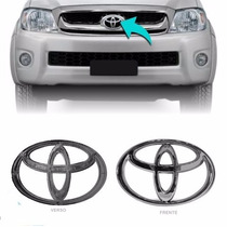 Emblema Grade Hilux Sw4 05 06 07 08 Hilux Pickup 2005 A 2015