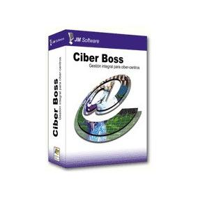 Ciberboss Control Pro Servidor + Cliente Español Original