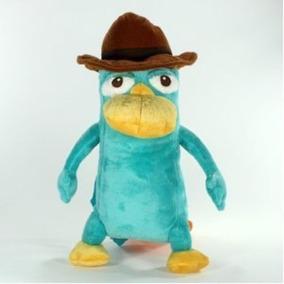 Morral Phineas Y Ferb Perry El Ornitorrinco