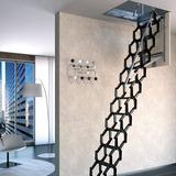 Escaleras Plegables De Altillo Rintar Adj 70x70 Cm