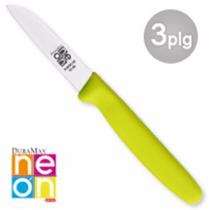Cuchillo Mondador Recto 3 Neon Verde Limón