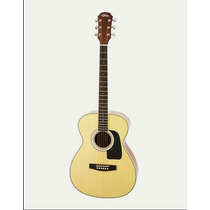Aria Af-20 Natural Guitarra Acustica Folk
