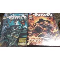 A Sombra Do Batman - Novos 52 - Vários Números - Panini