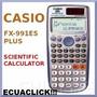 Calculadora Casio Fx-991es Plus Originales.. No Copias!!!!