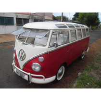 Vw Van Bus Samba Kombi Fusk Split By Order For Export Europa