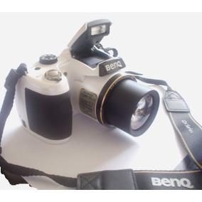 Camara Fotografica Benq Gh700 16m Bsi Cmos Zoom 21x Hd1080