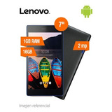 Tablet Lenovo Tab 3 A7, 7 1024x600 Ips, Android 5.1, 3g, 16