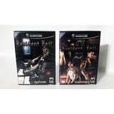 Resident Evil Y Resident Evil 0 Gamecube Y Wii Como Nuevos