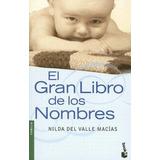 Gran Libro De Los Nombres, El (booket)