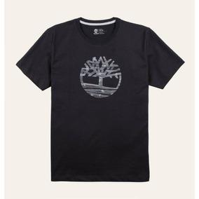 Camiseta Timberland Logo Tree 4133037-0090