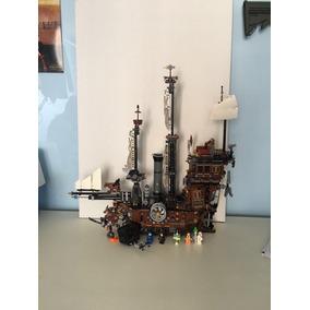 Lego The Lego Movie Metalbeard Sea Cow 70810