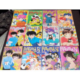 Revista Manga Ranma 1/2 Varios Números Toukan 1998-2000