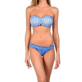 Biquini Rip Curl Washed Out Matched Bandeau