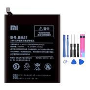 Bateria Reposição Xiaomi Mi5s Plus Tela 5.7 Original Bm37
