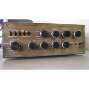 Amplificador Quasar Qa 8080