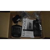 Radio Transmisor Kenwood Tk3202 Completo Bateria Cargador
