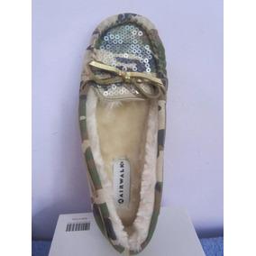 Zapatos Mocasines Para Mujer Marca Airwalk Importado De Usa 6452ed2570e21
