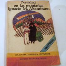 Navidad En Las Montañas, Ignacio M. Altamirano