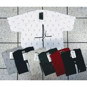 Camisa Mcd Forrado Bnks - Cut Wave. 2 vendidos - São Paulo · Camisa Malha  Estampada Fé 21209b94d28